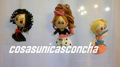 Broches de Barnum