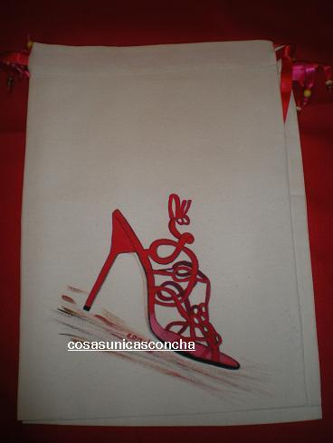 Bolsa para zapato Re. 034  788b6898e2d6f