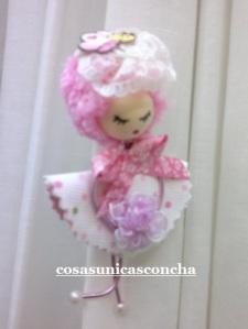 Re. 006Muñeca rosita bebe