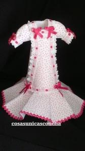 Re.134 Vestido de chulapa
