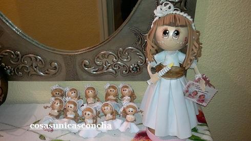 Pin Mis Fofuchas 2013 Artfoamicol Nuevas Hadas Disney Muñecas on