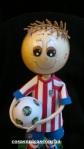 Re. 140 Balón del partido de la Copa del Rey 2013
