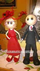 Re. 166 Madrina con marido
