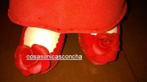 Re. 153 Zapatos fiesta fofuchas
