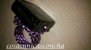 Re.004 anillo aluminio y cristal