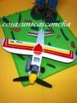 Re. 183 Avión de aeromidelismo