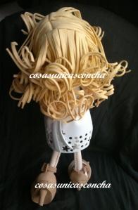 Re. 188 Fofucha  vista de peinado