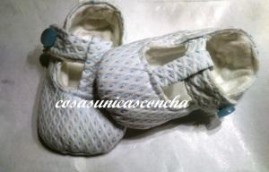 Re. oo4 Patuco sandalia
