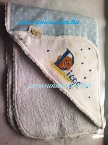 R. 059 Capa de baño, detalle