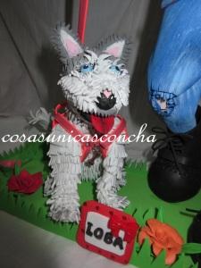 R. 193 Husky Lola