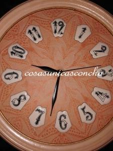 Reloj visto de cerca