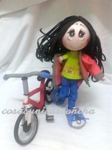 R. 191 Fofucha con la bici