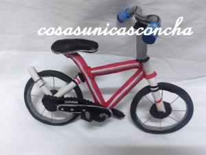 R. 192 Bicicleta terminada