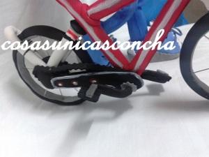 R.192 Detalle de la bicicleta