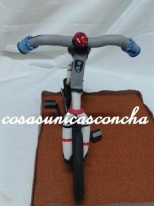 R. 192 Bicicleta de goma Eva