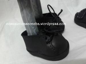 R. 202 Zapato para fofucho infantil