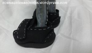 R. 203 Zapato para fofucho infantil
