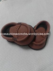 R. 201 Zapato para fofucho en goma eva