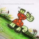 R. 063 Dibujo de la sabana de cuna