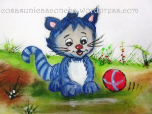 R. 063 Dibujo de la sabana