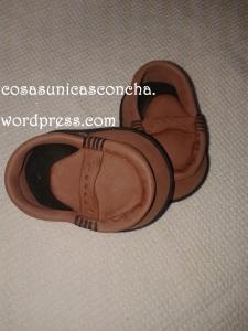 Zapato para fofucho
