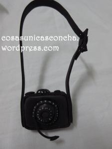 R. 226 Cámara fotográfica para fofucha detective