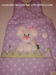 R. 065 Detalle del conejo ya terminado