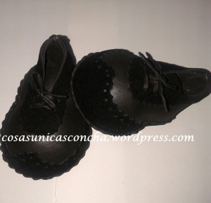 R. 227 Zapatos de fofucha personalizados