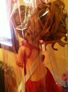R. 240 fofucha vista de el vestido