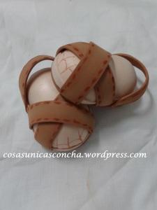 R. 244 Sandalias para fofucho