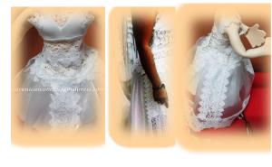 R. 246 Vestido de Sonia y vestido de la fofucha
