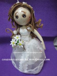 R. 246 Fucha novia personalizada