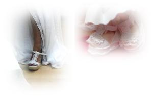 R. 247 sandalia de Sonia y sandalia de la fofucha