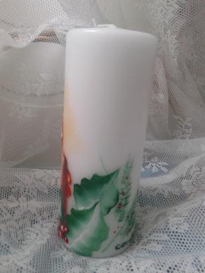 Vista de vela blanca, 2