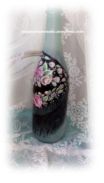 Botella Mantón de Manila