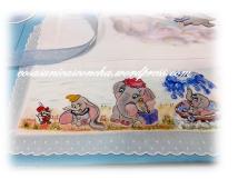 Detalles sabanita Dumbo