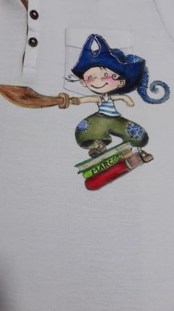 camiseta de Marcos