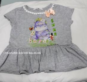 Camiseta de algodón personalizada