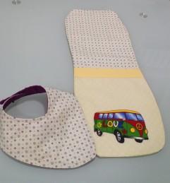 Babitas y toalla de eructos